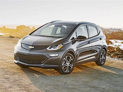 2018 Chevrolet Bolt EV lease in Bayshore,NY - Swapalease.com