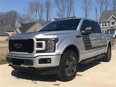 2018 Ford F-150 lease in Avon Lake,OH - Swapalease.com
