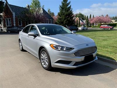 2017 Ford Fusion lease in OAKLAND,CA - Swapalease.com