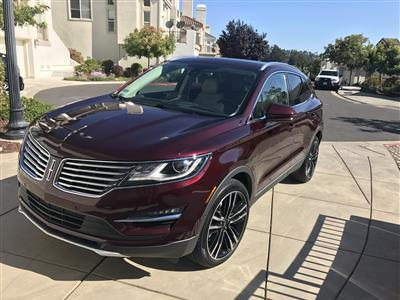 2017 Lincoln MKC lease in Oakland,CA - Swapalease.com