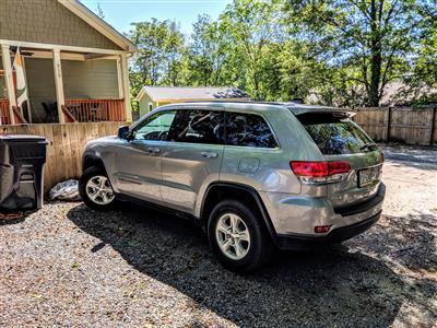 2017 Jeep Grand Cherokee lease in Charlotte,NC - Swapalease.com