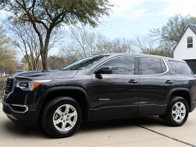2017 GMC Acadia lease in Farmers Branch,TX - Swapalease.com