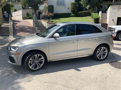 2017 Audi Q3 lease in Los Angeles,CA - Swapalease.com