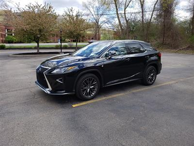 2017 Lexus RX 350 F Sport lease in Victor,NY - Swapalease.com