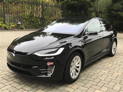 2017 Tesla Model X lease in Mountain View,CA - Swapalease.com