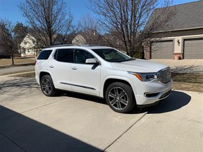 2017 GMC Acadia lease in Commerce Twp,MI - Swapalease.com