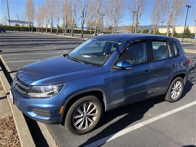 2017 Volkswagen Tiguan lease in El Cerrito,CA - Swapalease.com
