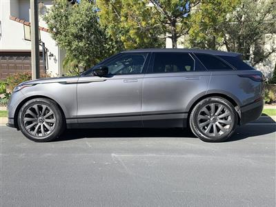 2018 Land Rover Velar lease in San Clemente,CA - Swapalease.com