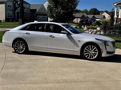 2018 Cadillac CT6 lease in columbia station,OH - Swapalease.com