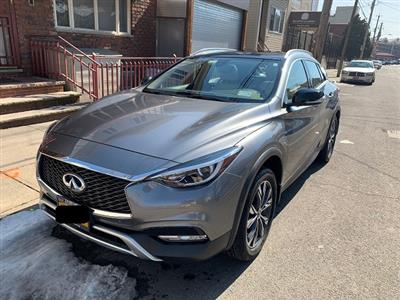 2018 Infiniti QX30 lease in New York,NY - Swapalease.com