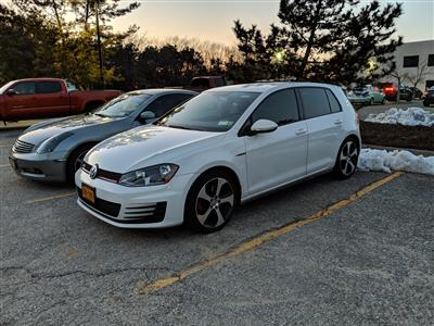 2017 Volkswagen Golf GTI lease in Centereach,NY - Swapalease.com