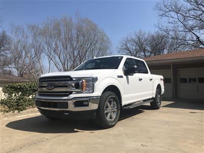 2018 Ford F-150 lease in TOPEKA,KS - Swapalease.com