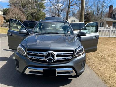 2018 Mercedes-Benz GLS-Class lease in Westport,CT - Swapalease.com
