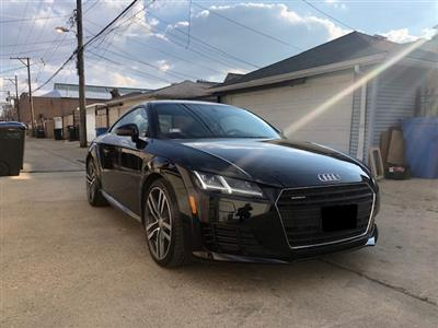 2018 Audi TT Coupe lease in Chicago,IL - Swapalease.com