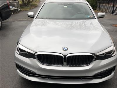 2018 BMW 5 Series lease in Kingston,PA - Swapalease.com