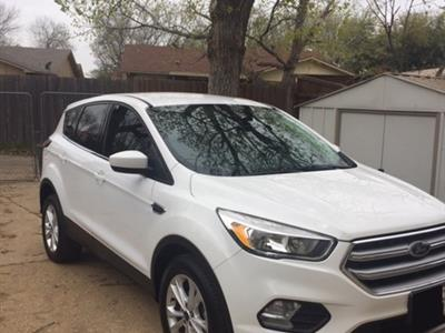 2017 Ford Escape lease in Mesquite,TX - Swapalease.com
