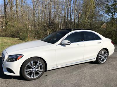 2017 Mercedes-Benz C-Class lease in Manchester,TN - Swapalease.com