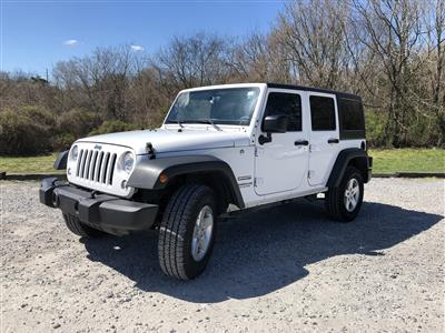 2017 Jeep Wrangler Unlimited lease in Nashville,TN - Swapalease.com