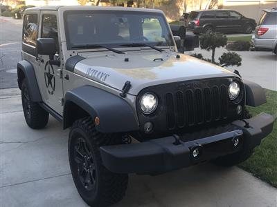 2018 Jeep Wrangler lease in Glendale,CA - Swapalease.com