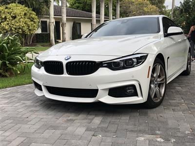 2018 BMW 4 Series lease in Miami,FL - Swapalease.com