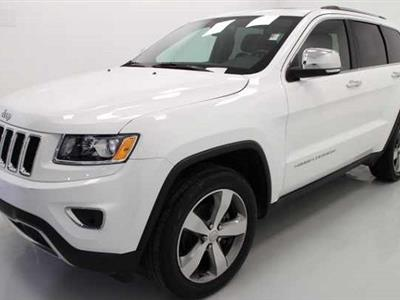 2016 Jeep Grand Cherokee lease in Rancho Palos Verdes,CA - Swapalease.com