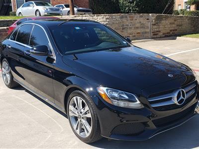 2018 Mercedes-Benz C-Class lease in CARROLLTON,TX - Swapalease.com