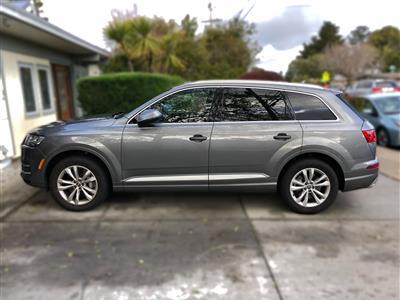 2017 Audi Q7 lease in San Mateo,CA - Swapalease.com