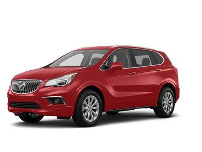 2018 Buick Envision lease in Sterling Heights,MI - Swapalease.com