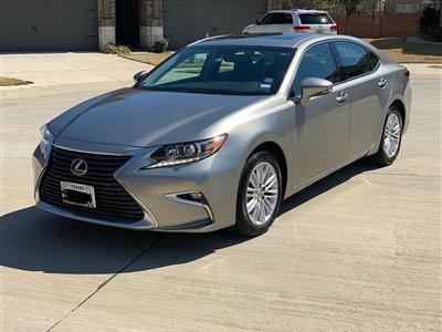 2018 Lexus ES 350 lease in Plano,TX - Swapalease.com