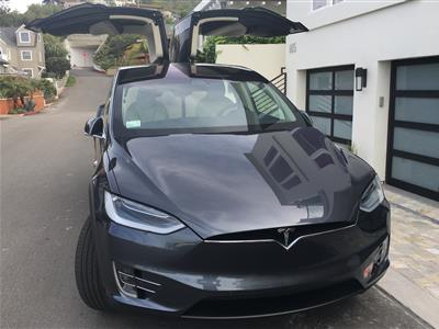 2017 Tesla Model X lease in Laguna Beach ,CA - Swapalease.com