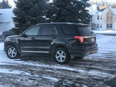 2017 Ford Explorer lease in Rochester Hills,MI - Swapalease.com