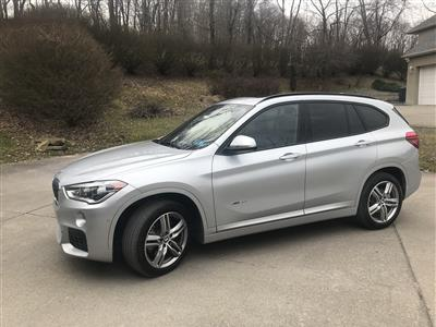 2017 BMW X1 lease in Morgantown,WV - Swapalease.com
