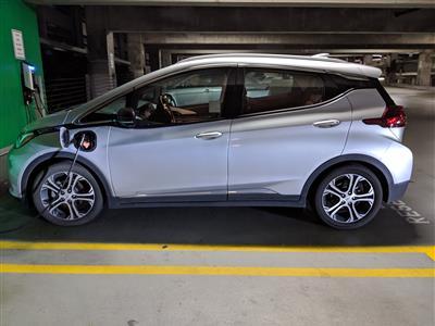 2017 Chevrolet Bolt EV lease in Danville,CA - Swapalease.com