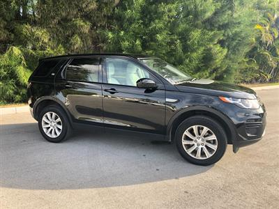 2017 Land Rover Discovery Sport lease in palm beach,FL - Swapalease.com