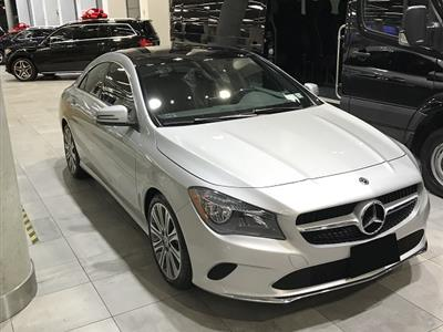 2018 Mercedes-Benz CLA Coupe lease in Sandy,UT - Swapalease.com