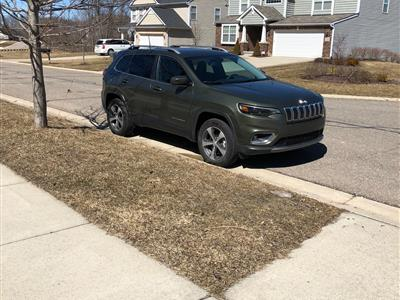 2019 Jeep Cherokee lease in Howell,MI - Swapalease.com