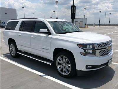 2017 Chevrolet Suburban lease in Houston,TX - Swapalease.com