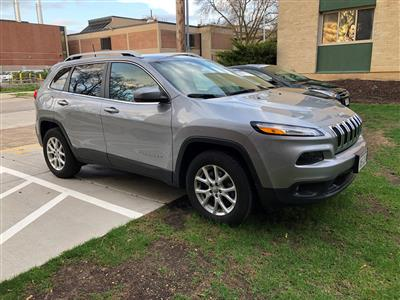 2017 Jeep Cherokee lease in Madison,WI - Swapalease.com