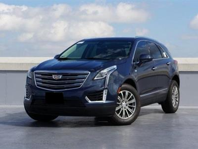 2019 Cadillac XT5 lease in Cincinnati,OH - Swapalease.com