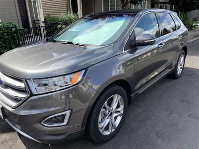 2017 Ford Edge lease in Beaverton,OR - Swapalease.com