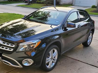 2018 Mercedes-Benz GLA SUV lease in Houston ,TX - Swapalease.com
