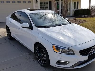 2017 Volvo S60 lease in Omaha,NE - Swapalease.com