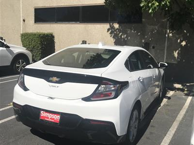 2018 Chevrolet Volt lease in Newport Beach ,CA - Swapalease.com