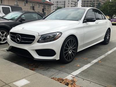 2017 Mercedes-Benz C-Class lease in Burbank,CA - Swapalease.com
