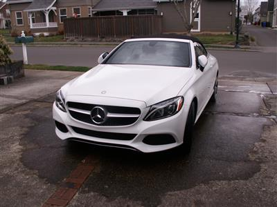 2017 Mercedes-Benz C-Class lease in Fairview,OR - Swapalease.com