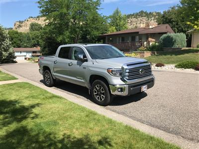 2018 Toyota Tundra lease in Billings,MT - Swapalease.com