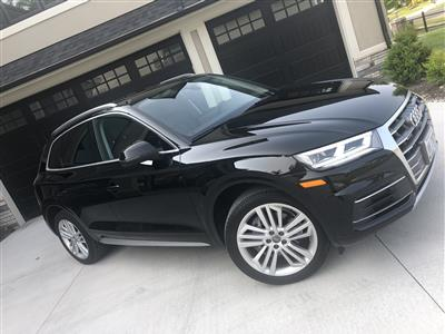 2018 Audi Q5 lease in Maumee,OH - Swapalease.com