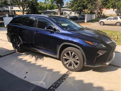 2018 Lexus RX 350L lease in Miami,FL - Swapalease.com