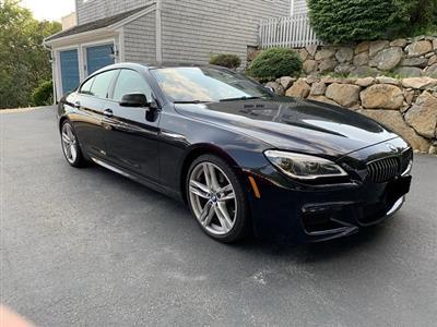 2017 BMW 6 Series lease in Wellesley,MA - Swapalease.com