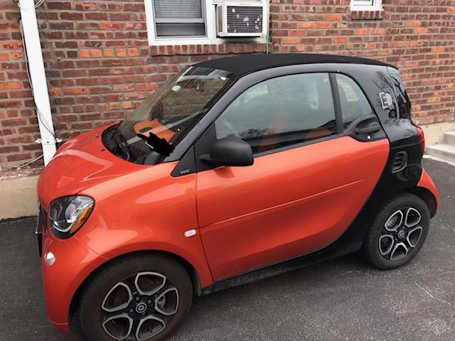 2018 Smart Fortwo Electric Drive Lease Transfer In Bayside Ny